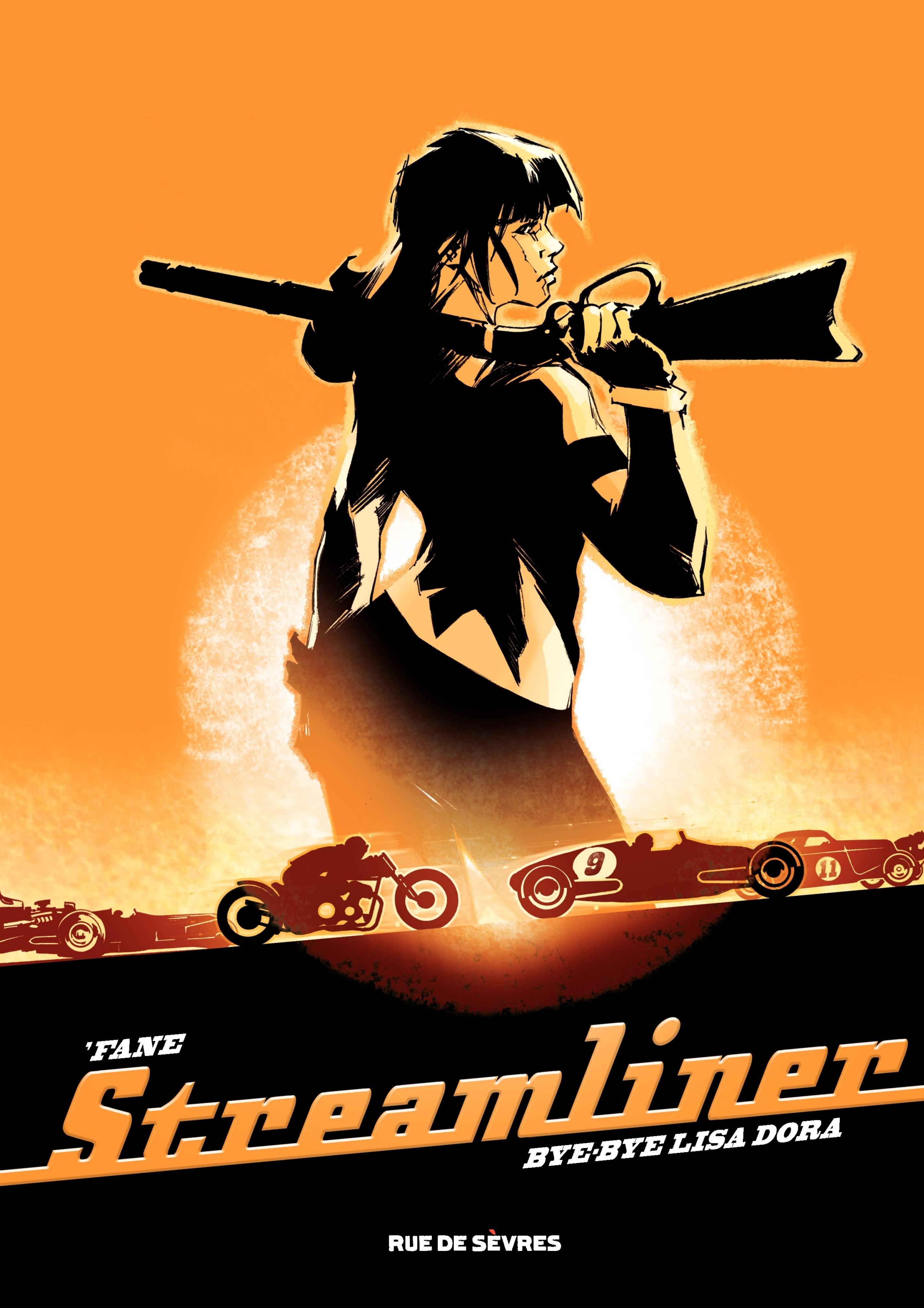 Streamliner - Tome 1