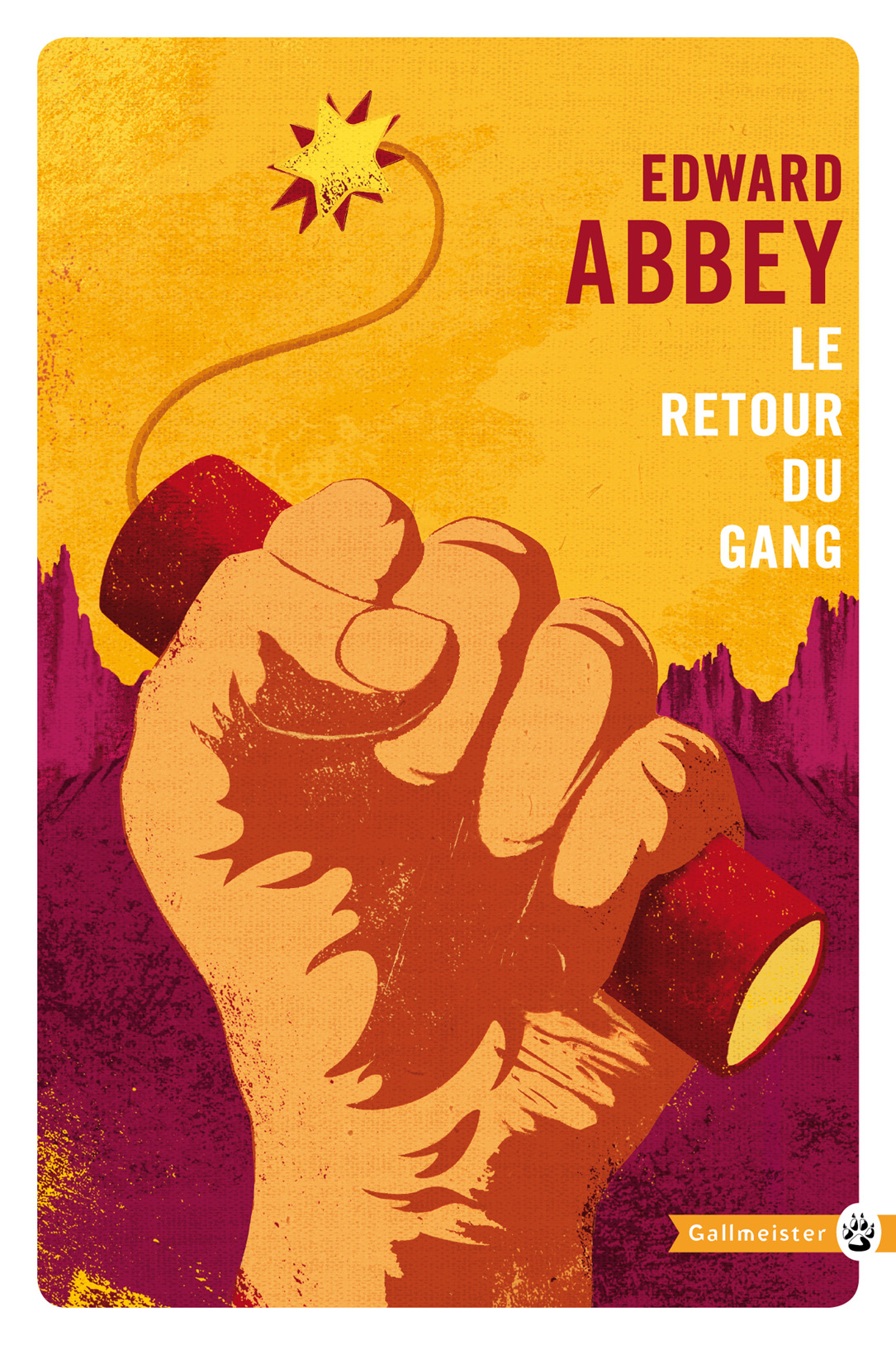 Le Retour du gang | Abbey, Edward