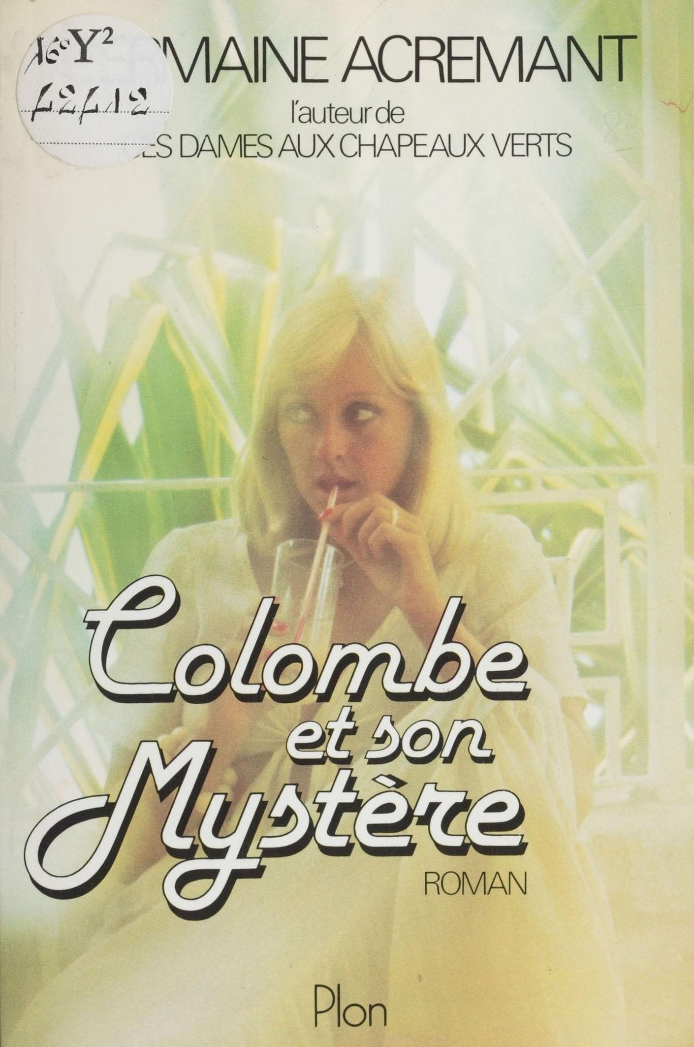 Colombe et son mystère
