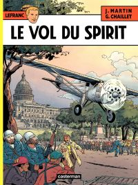 Lefranc (Tome 13) - Le vol ...