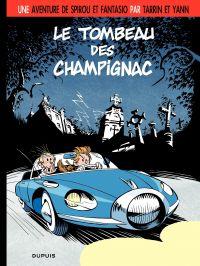 Image de couverture (Une aventure de Spirou et Fantasio. Volume 3, Le tombeau des Champignac)