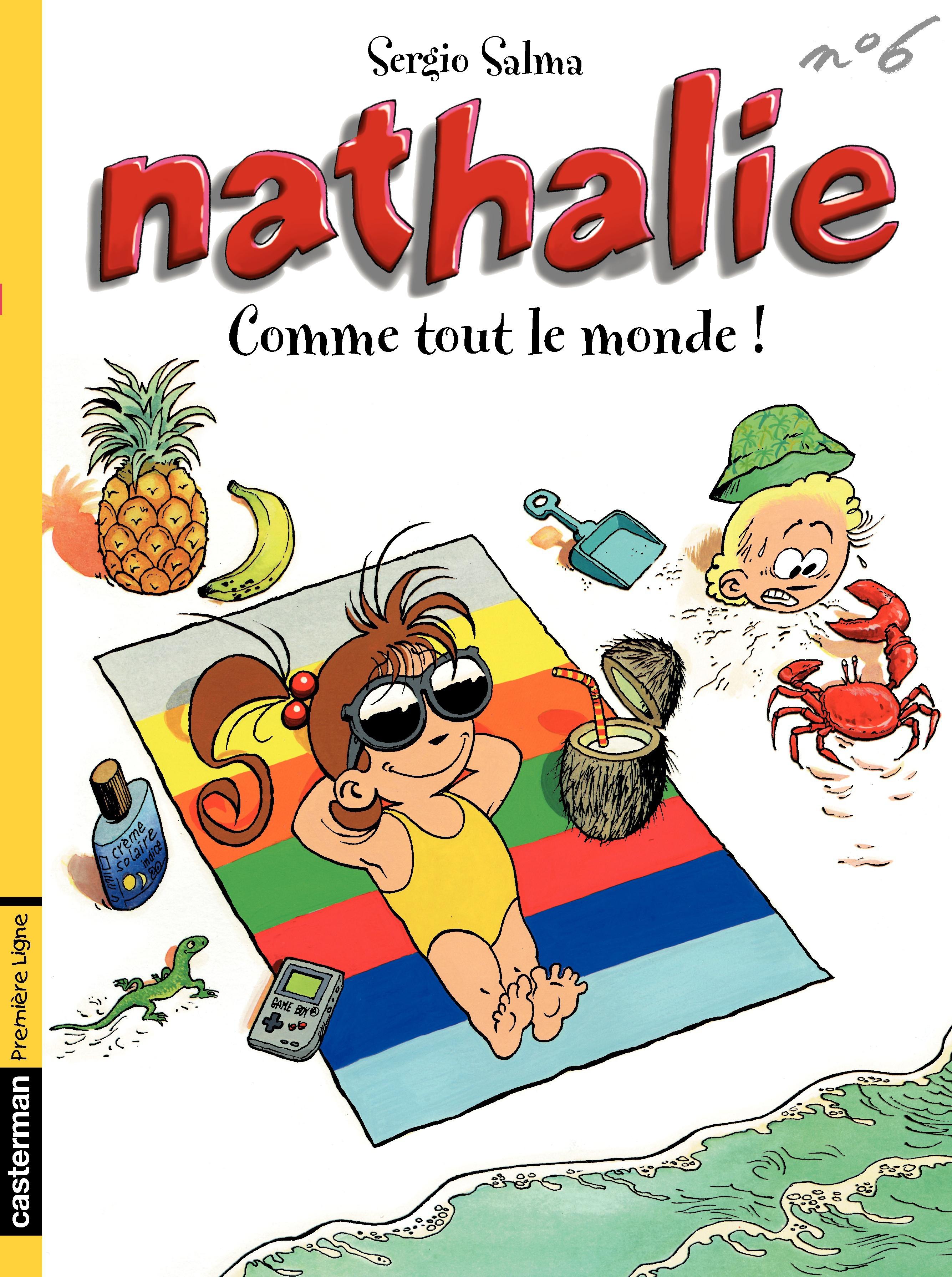 Nathalie (Tome 6) - Comme tout le monde !