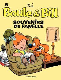 Boule et Bill. Volume 08, Souvenirs de famille