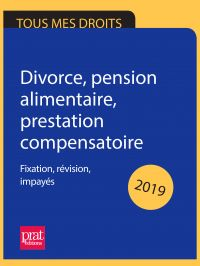 Divorce, pension alimentair...