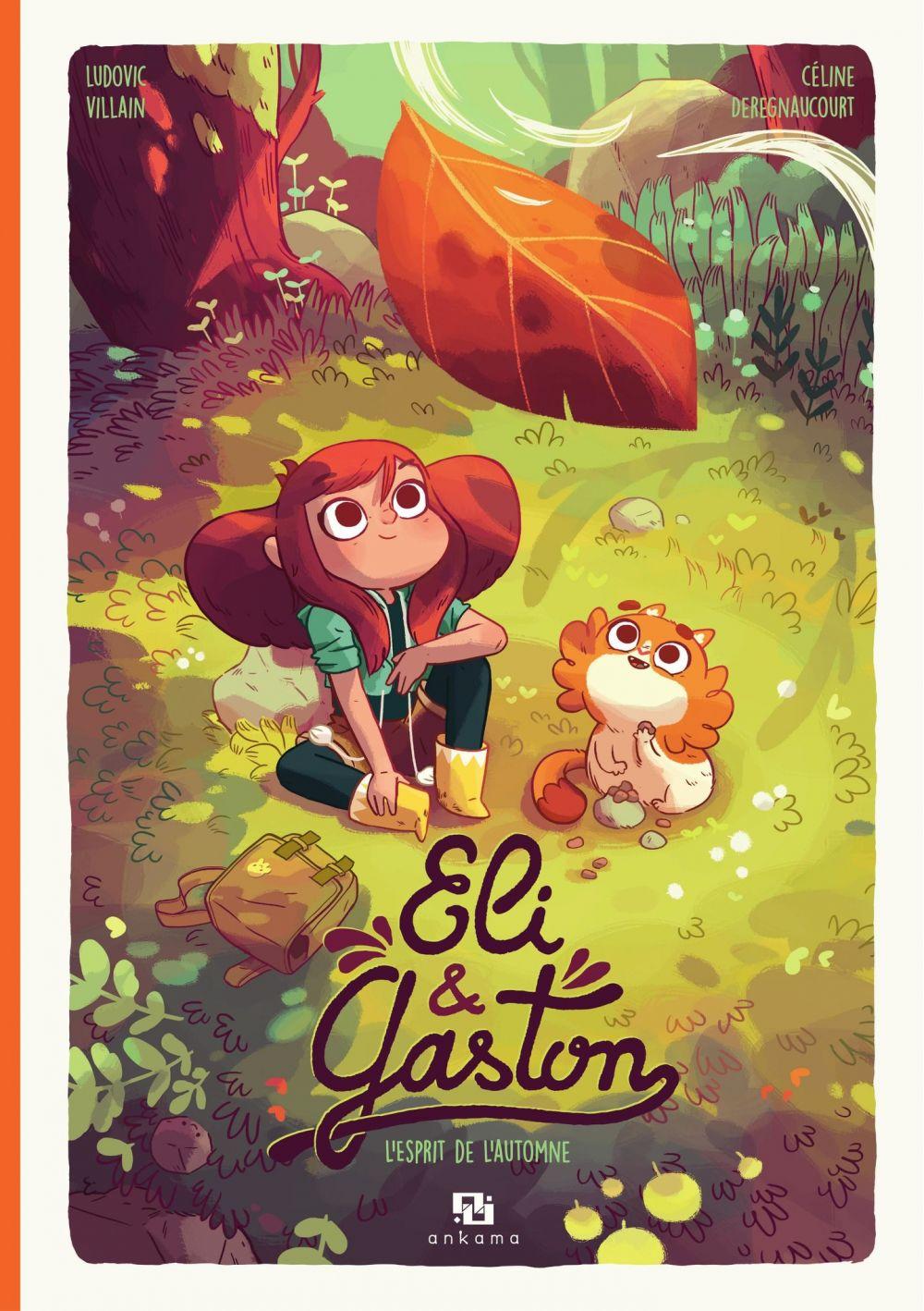 Eli & Gaston | Villain, Ludovic. Auteur