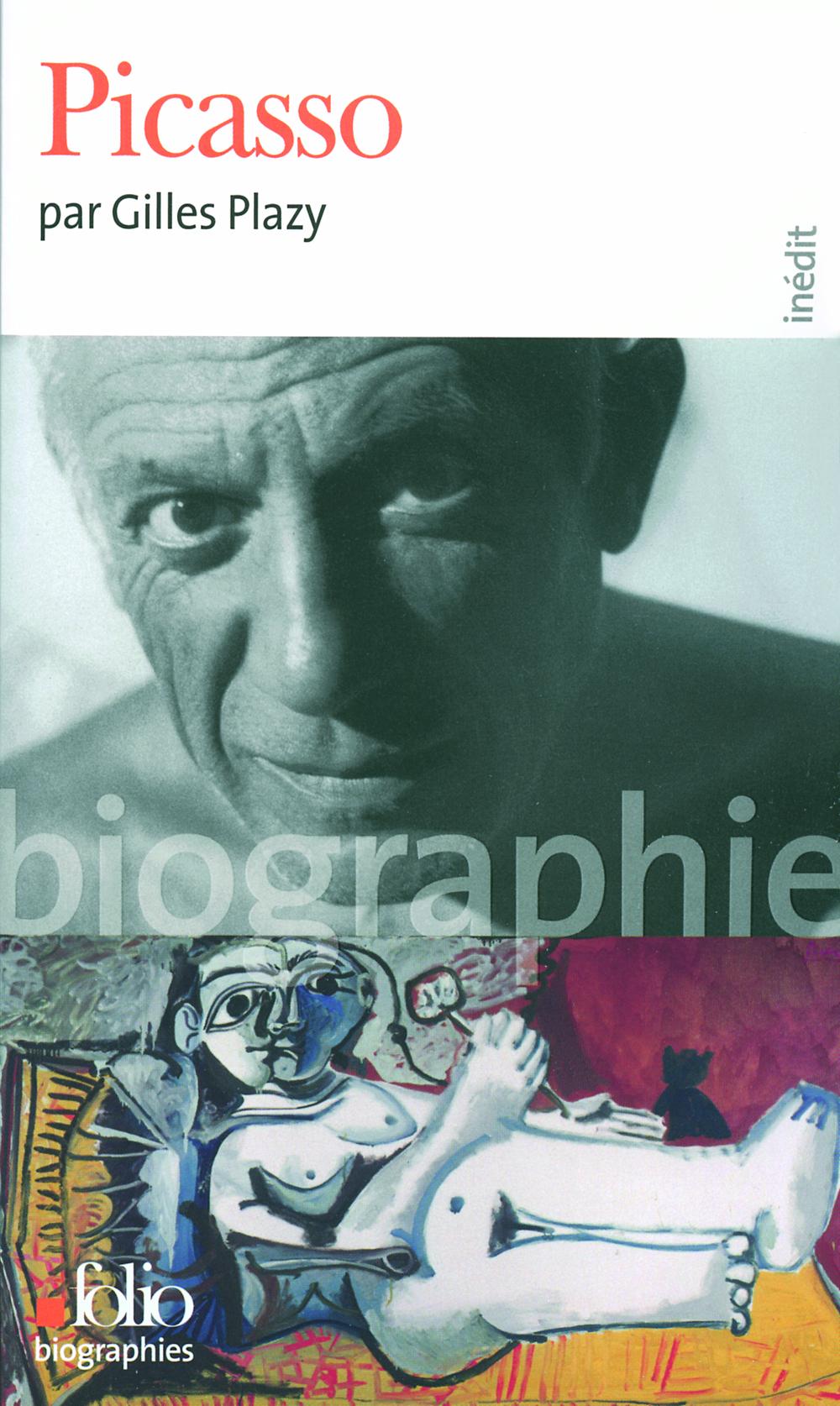 Picasso | Plazy, Gilles (1942-....). Auteur