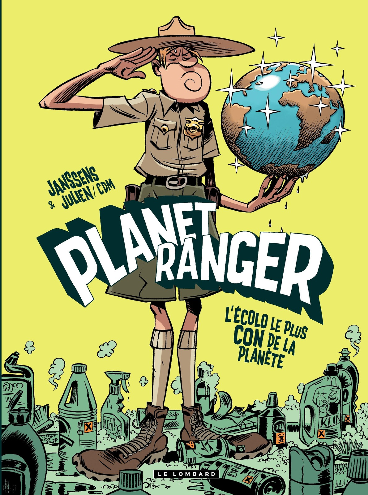 Planet Ranger - Tome 1