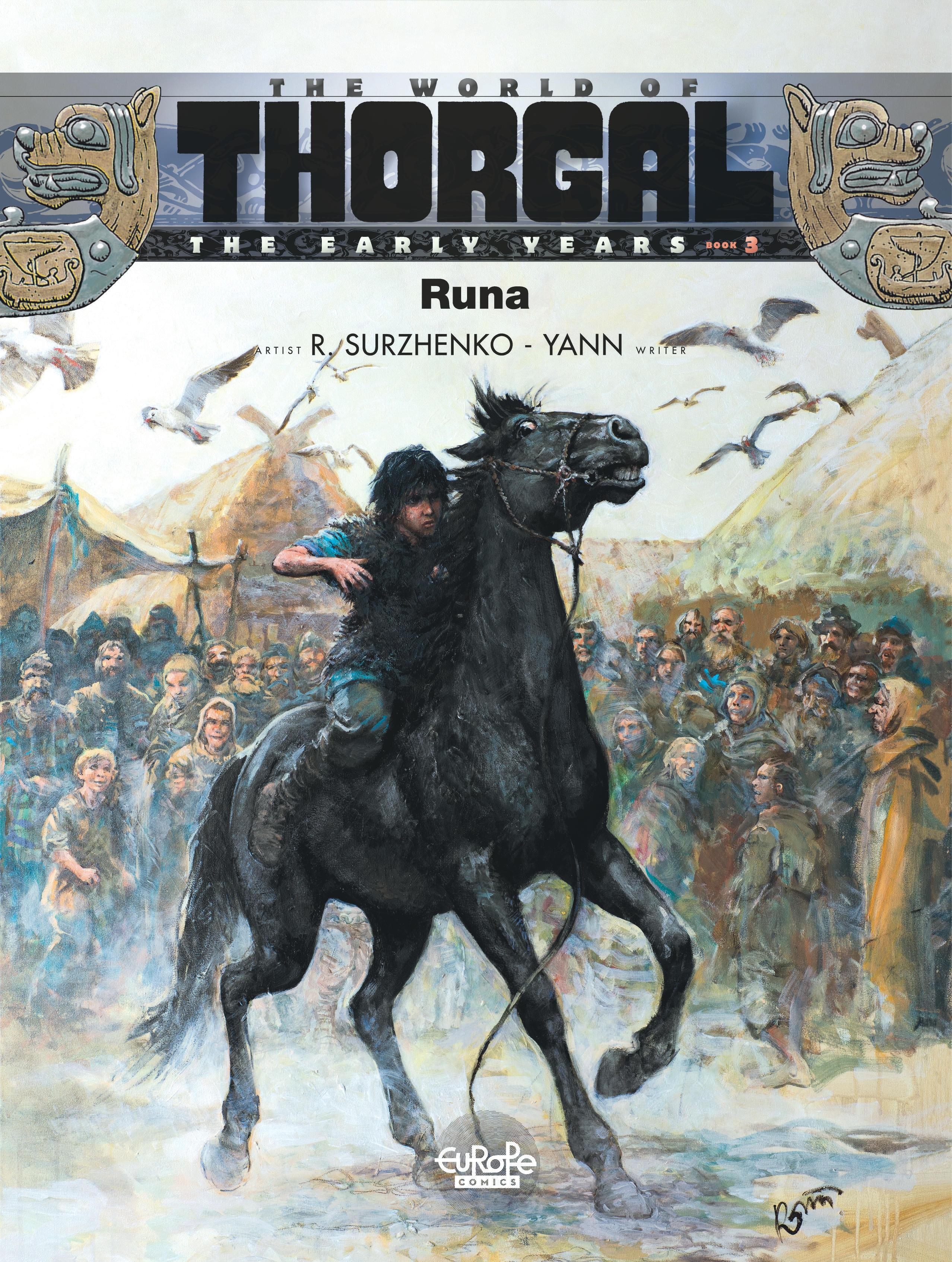 The World of Thorgal: The E...