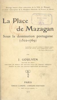 La Place de Mazagan