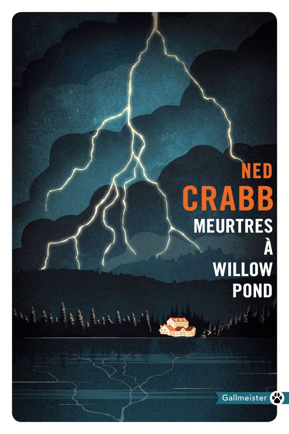 Meurtres à Willow Pond | Crabb, Ned. Auteur