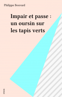 Impair et passe : un oursin...