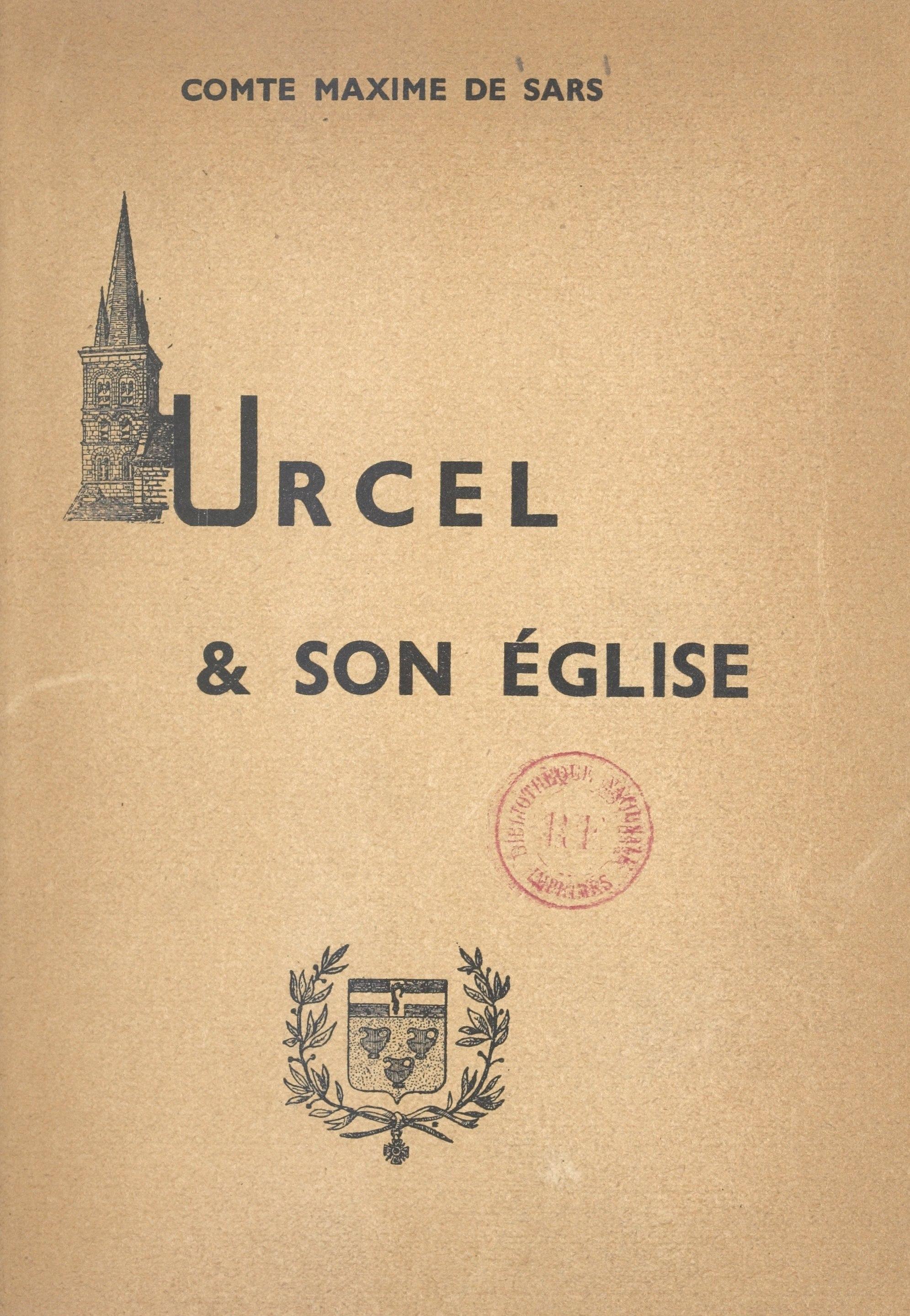 Urcel et son église