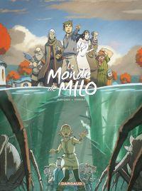 Le Monde de Milo - Tome 3 - La Reine noire