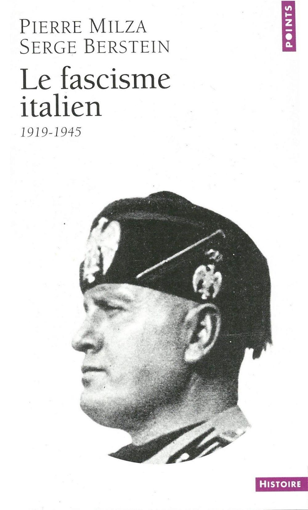 Le Fascisme italien |