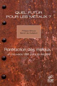 Quel futur pour les métaux ? | Bihouix, Philippe (1971-....). Directeur de publication