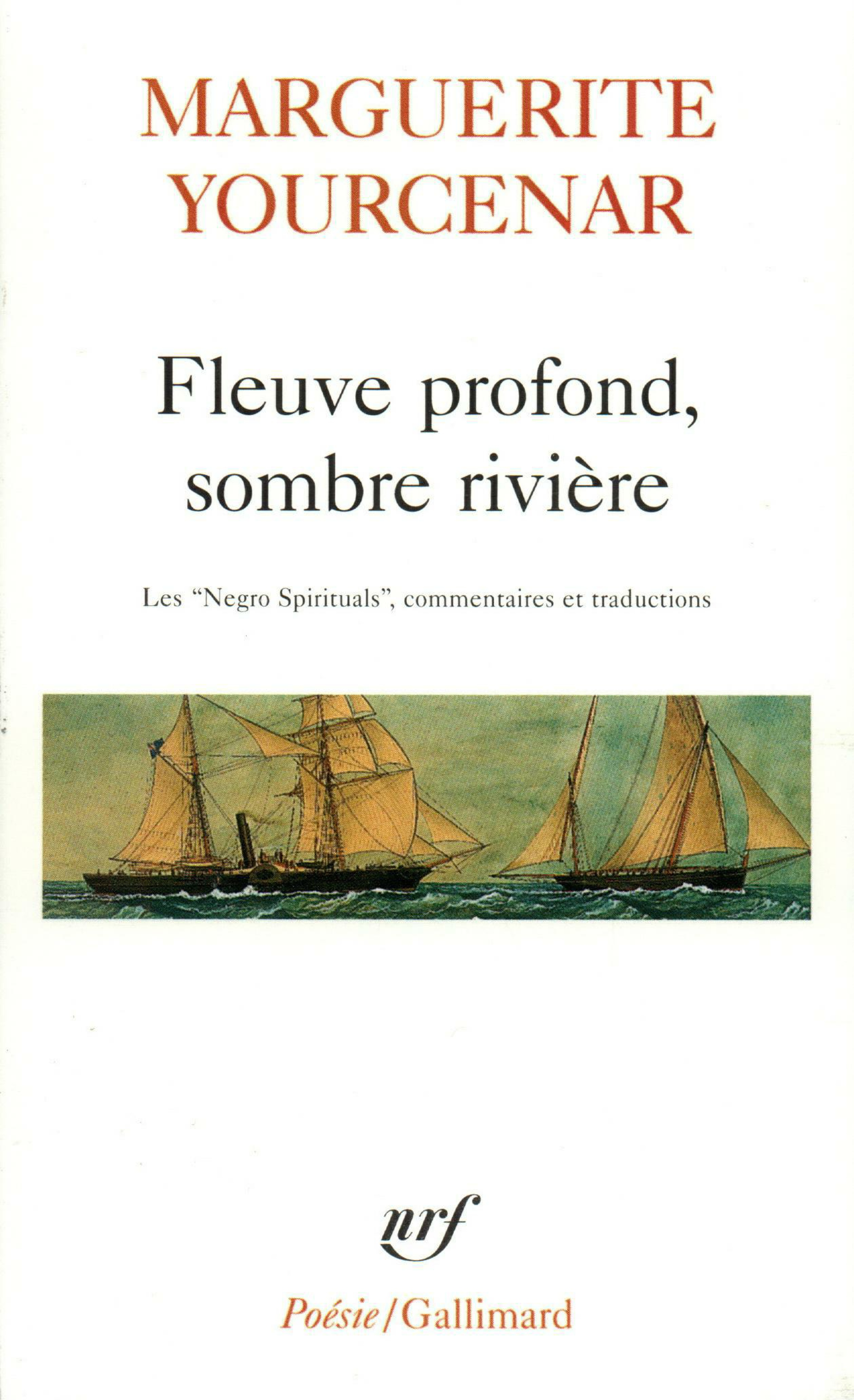 "Fleuve profond, sombre rivière. Les ""Negro Spirituals"""