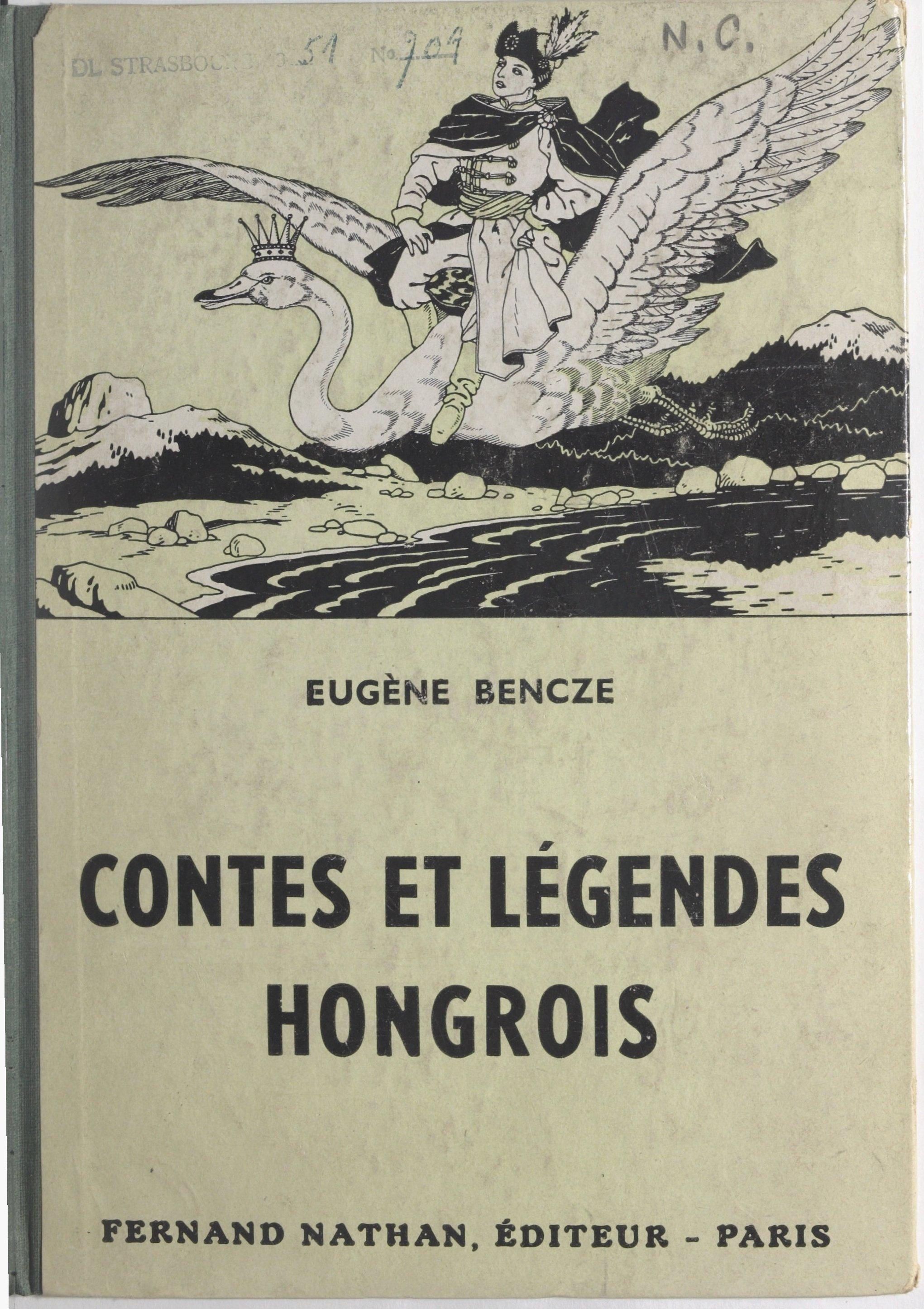 Contes et légendes hongrois