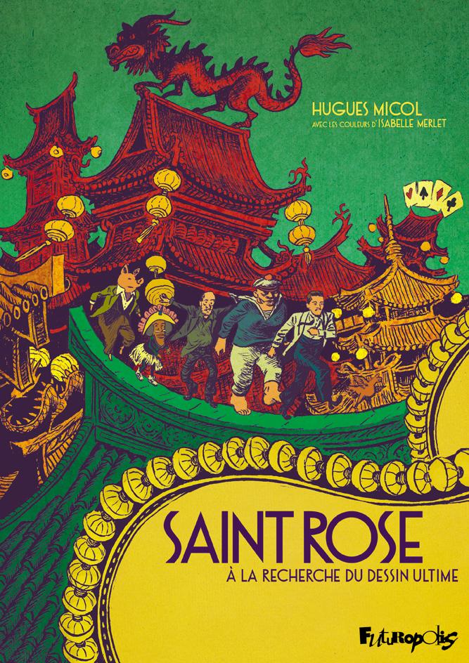 Saint Rose. À la recherche ...