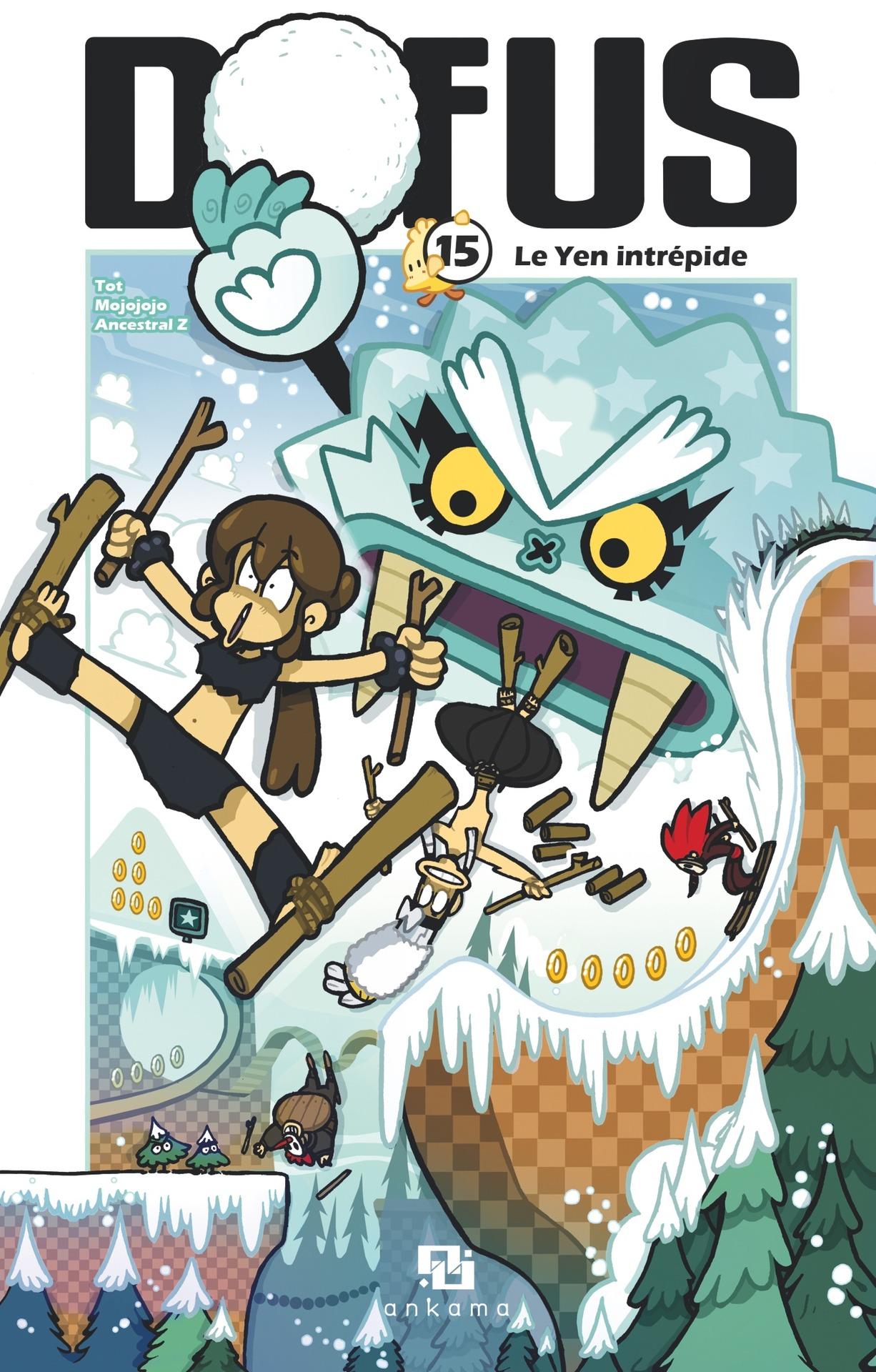 Dofus Manga - Tome 15 - Le Yen intrépide
