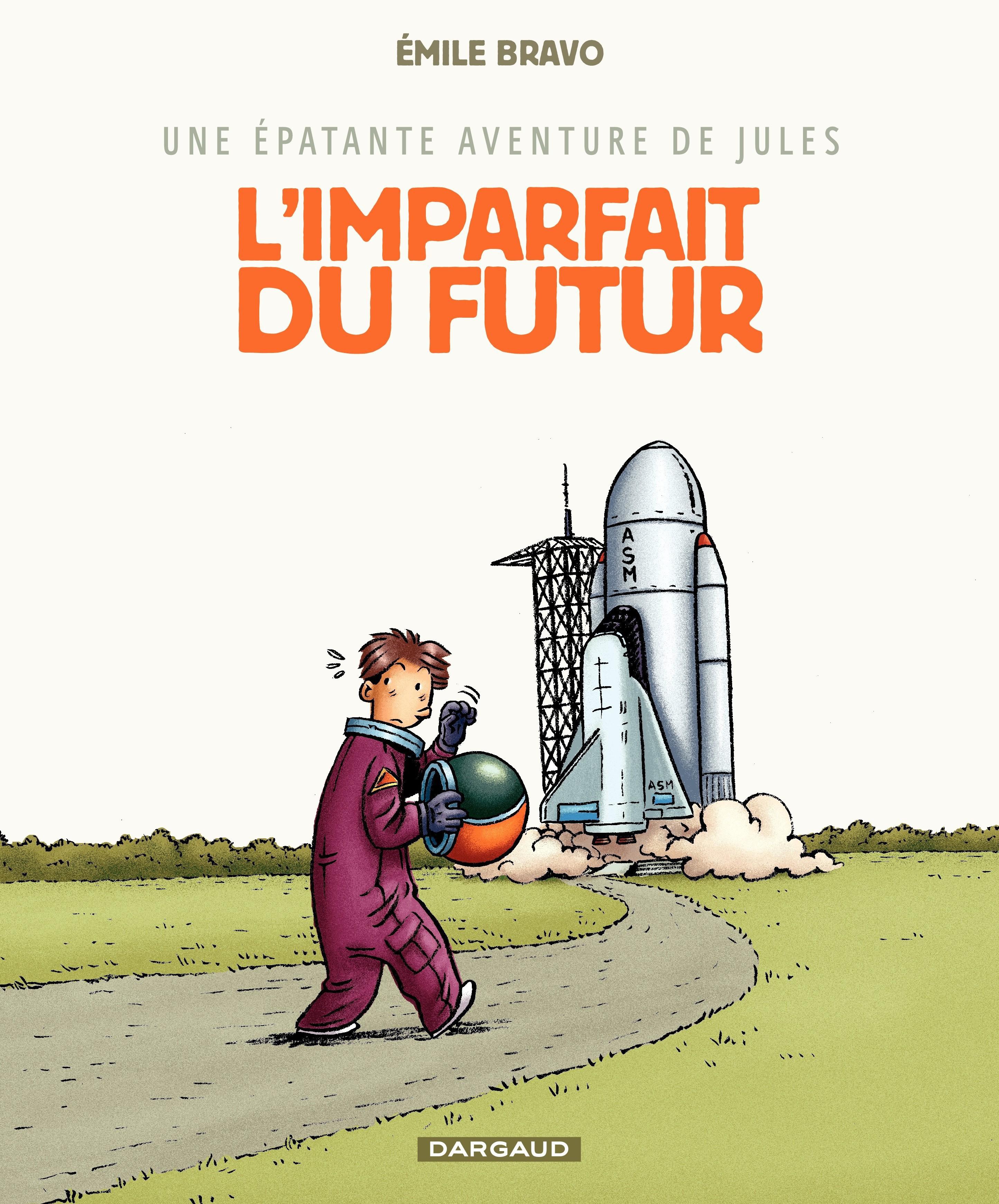 Vignette du livre Jules (Epat.avent.de) - tome 1 - Imparfait du futur