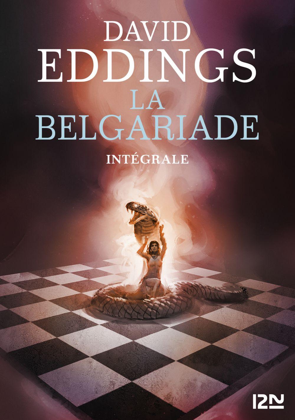 La Belgariade - Intégrale (tomes 1 à 5) | EDDINGS, David. Auteur