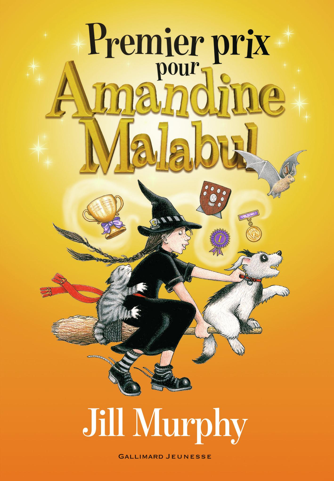Premier prix pour Amandine ...