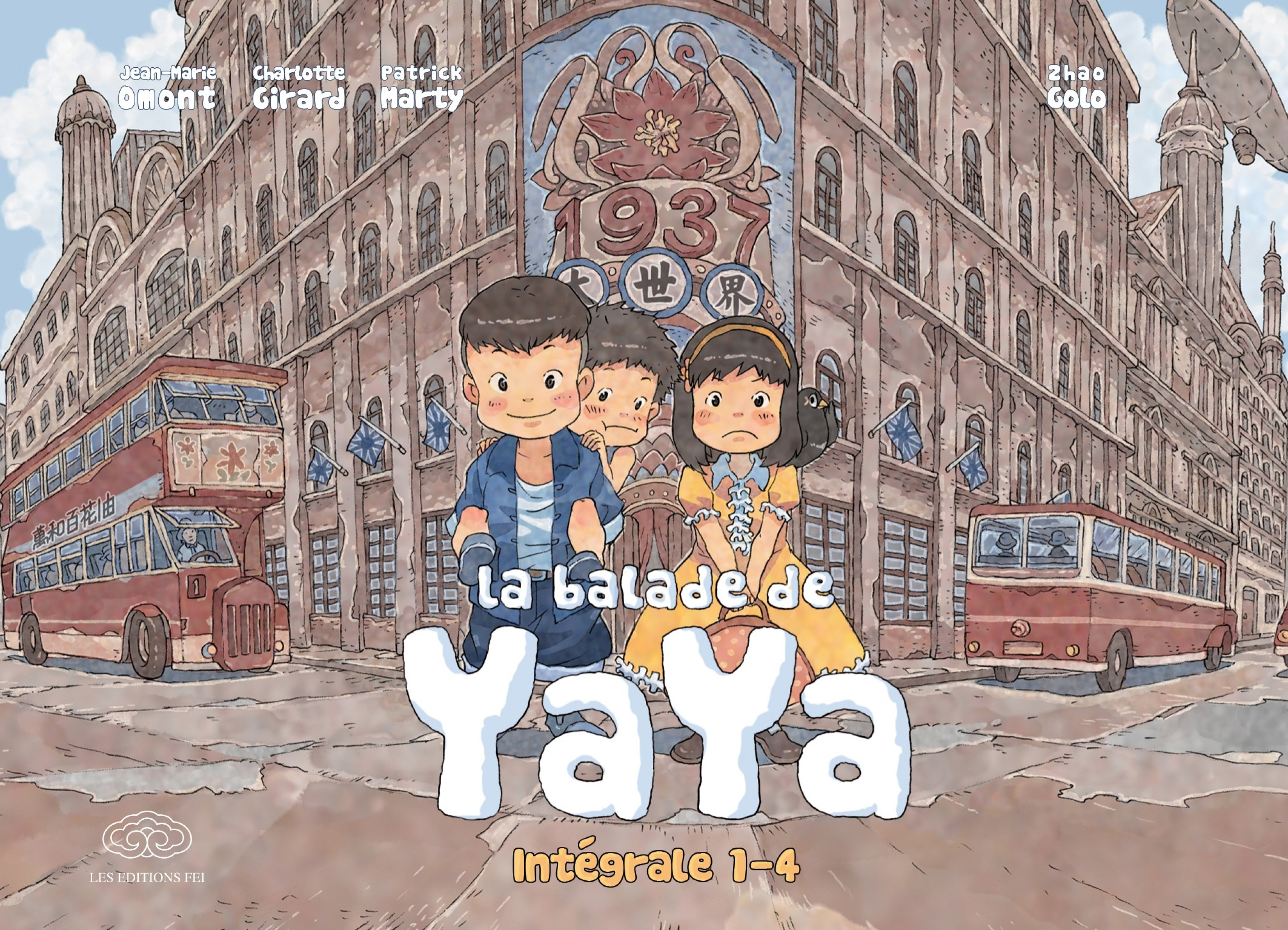 La Balade de Yaya - coffret...