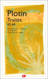 Traités 42-44 | Plotin (0205?-0270). Auteur