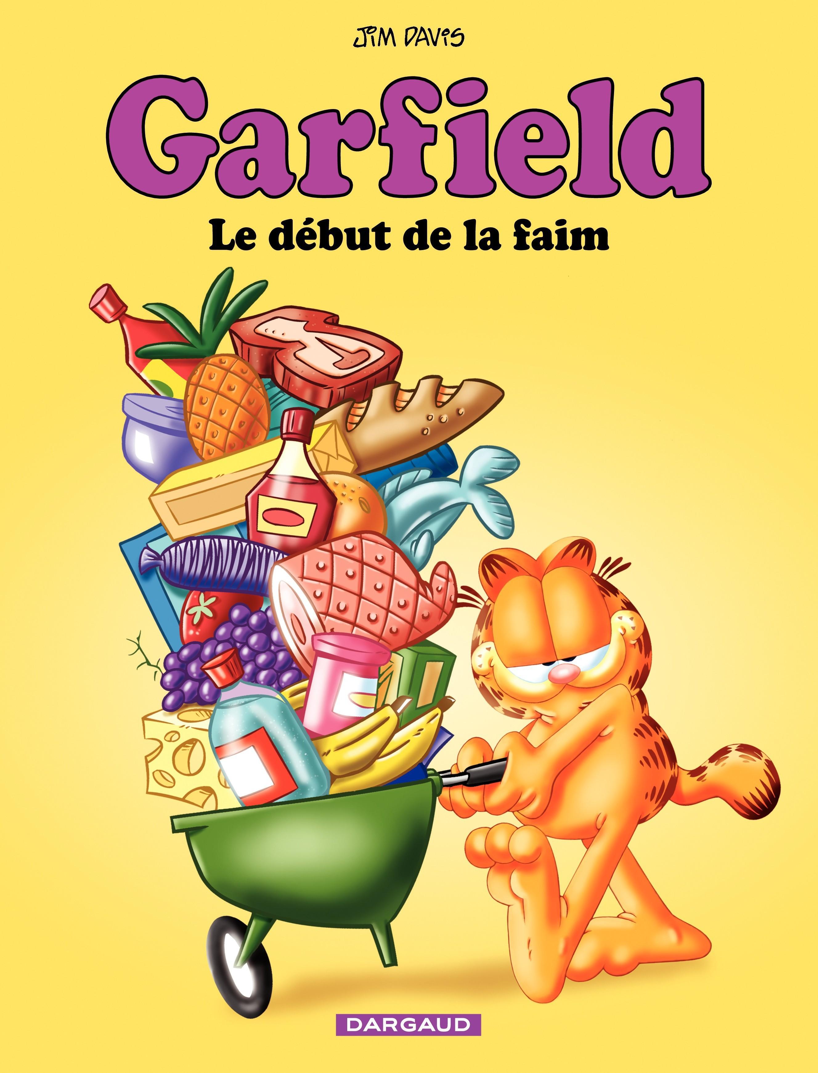 Garfield - tome 32 – Le Début de la faim
