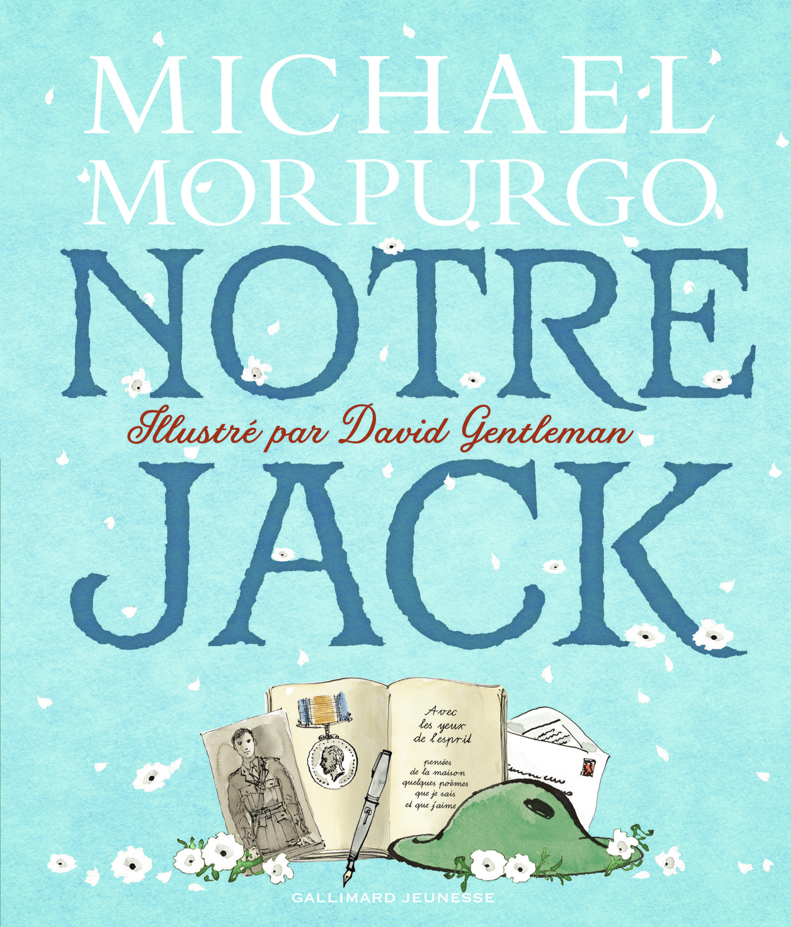 Notre Jack | Morpurgo, Michael