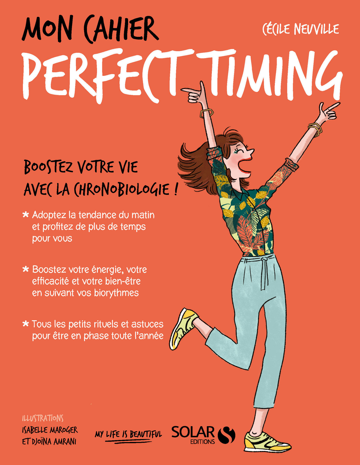 Mon cahier Perfect timing