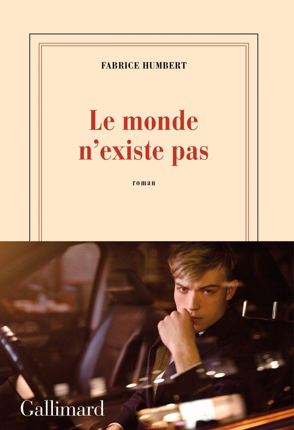 Le monde n'existe pas | Humbert, Fabrice. Auteur