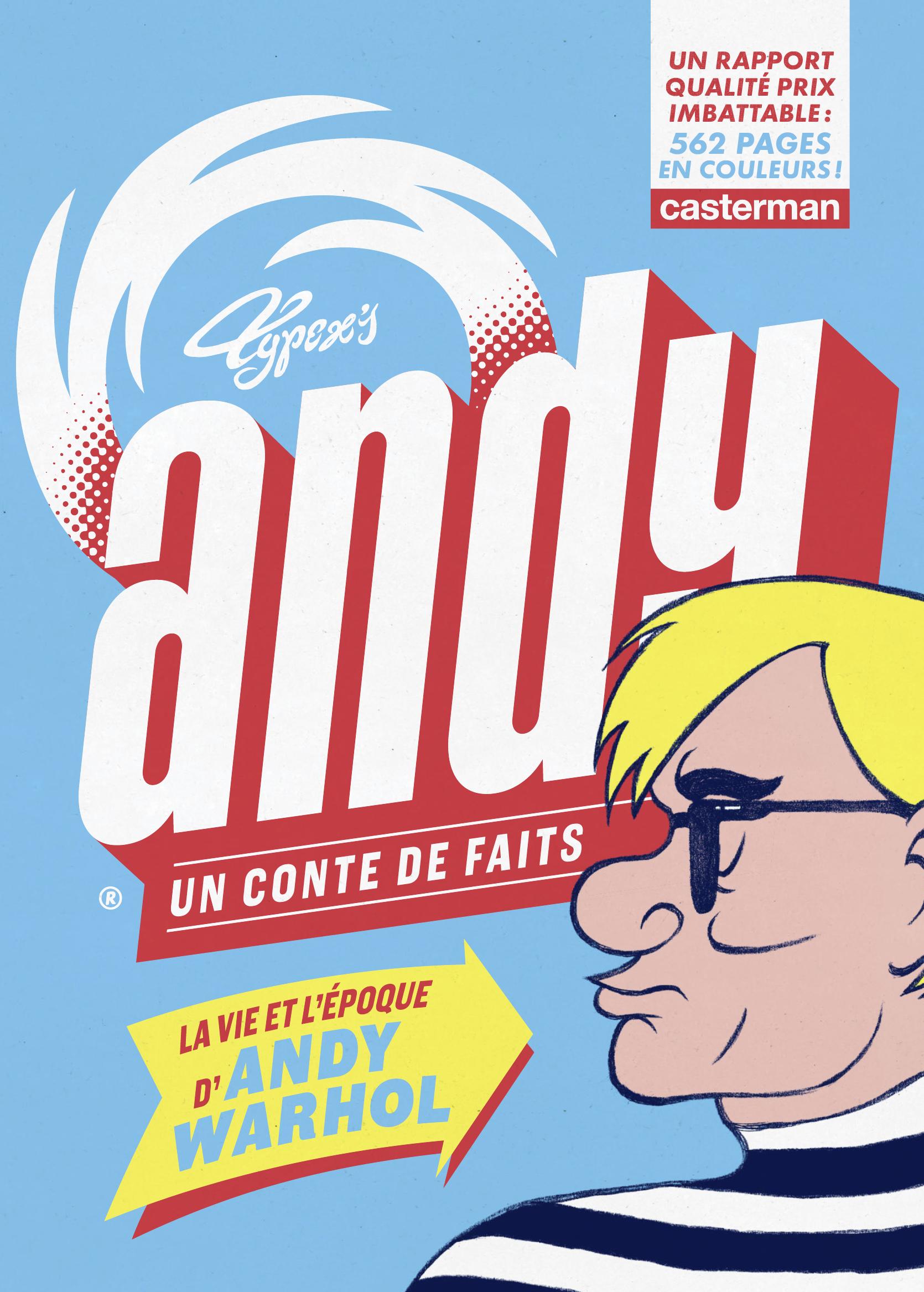 Andy, un conte de faits (L'Intégrale)