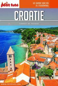 CROATIE 2020 Carnet Petit Futé | Auzias, Dominique. Auteur