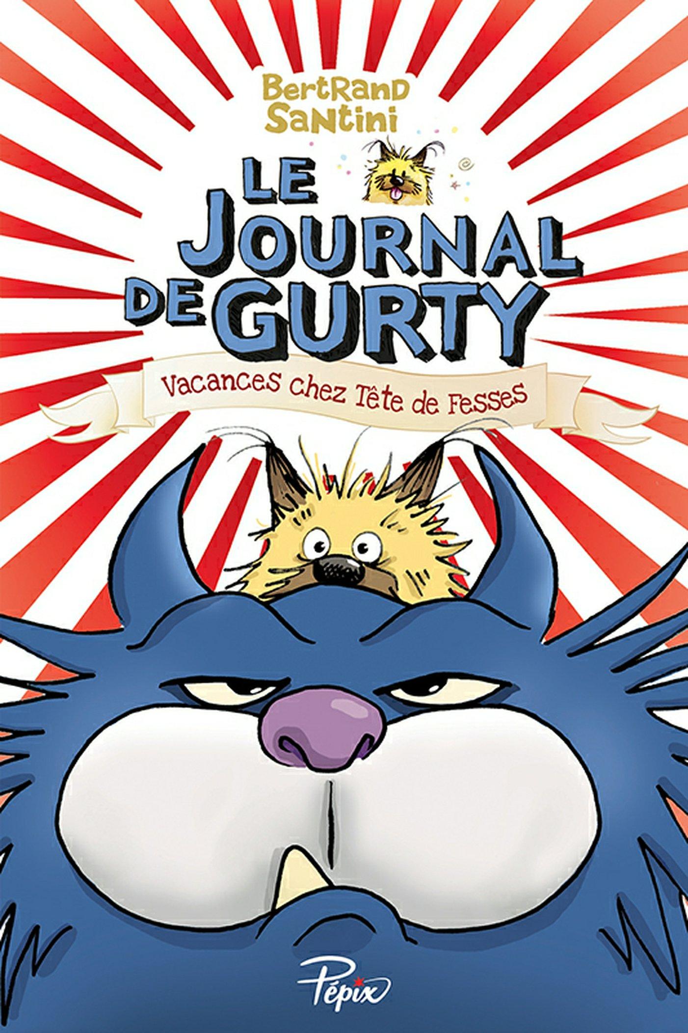 Le journal de Gurty (Tome 5...