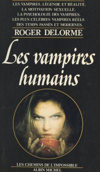 Les vampires humains