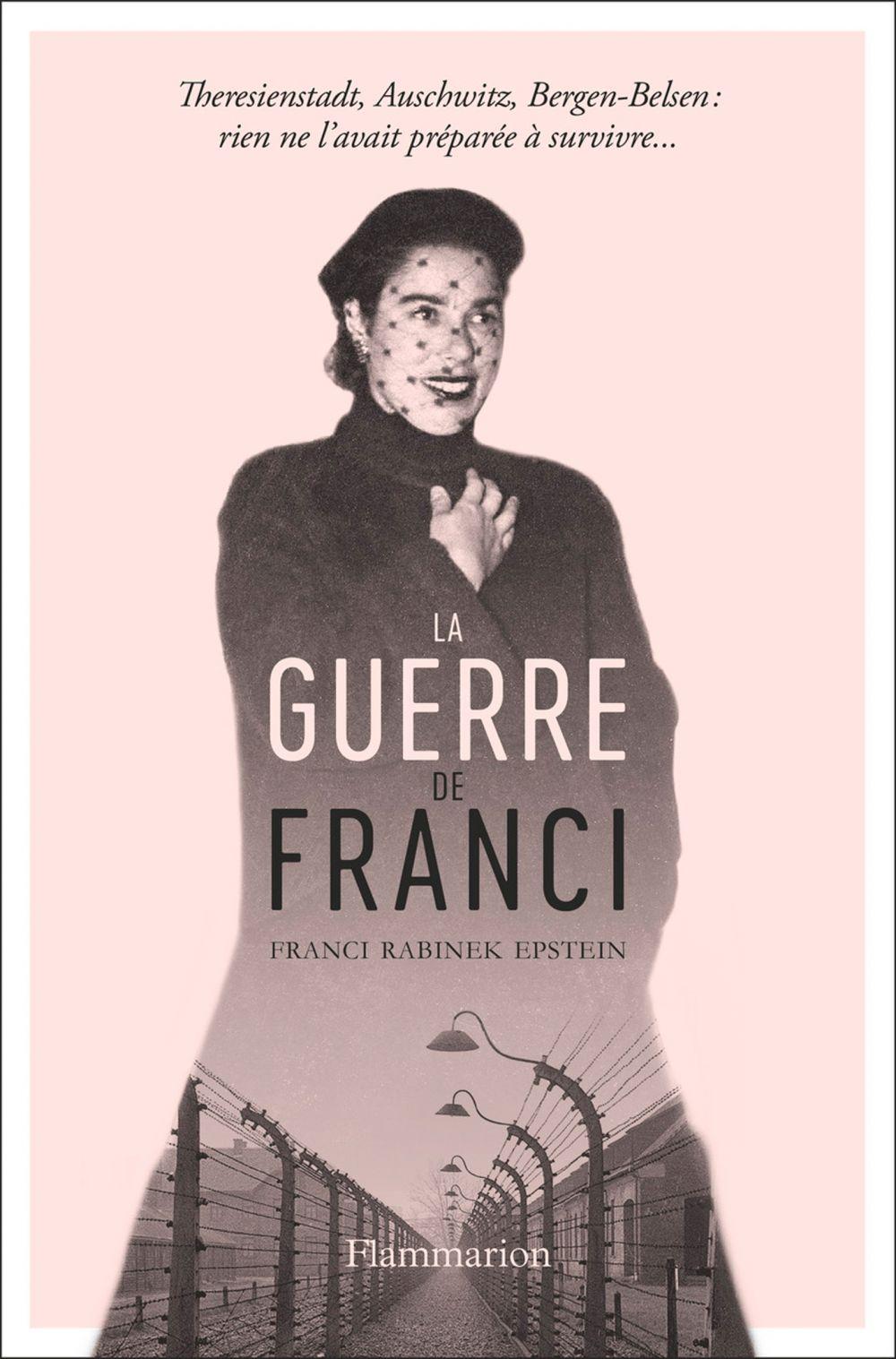 La Guerre de Franci   Epstein, Franci Rabinek (1920-1989). Auteur