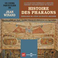 Histoire des Pharaons | Winand, Jean. Auteur