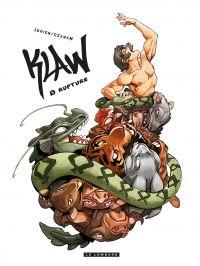Klaw. Volume 4, Rupture