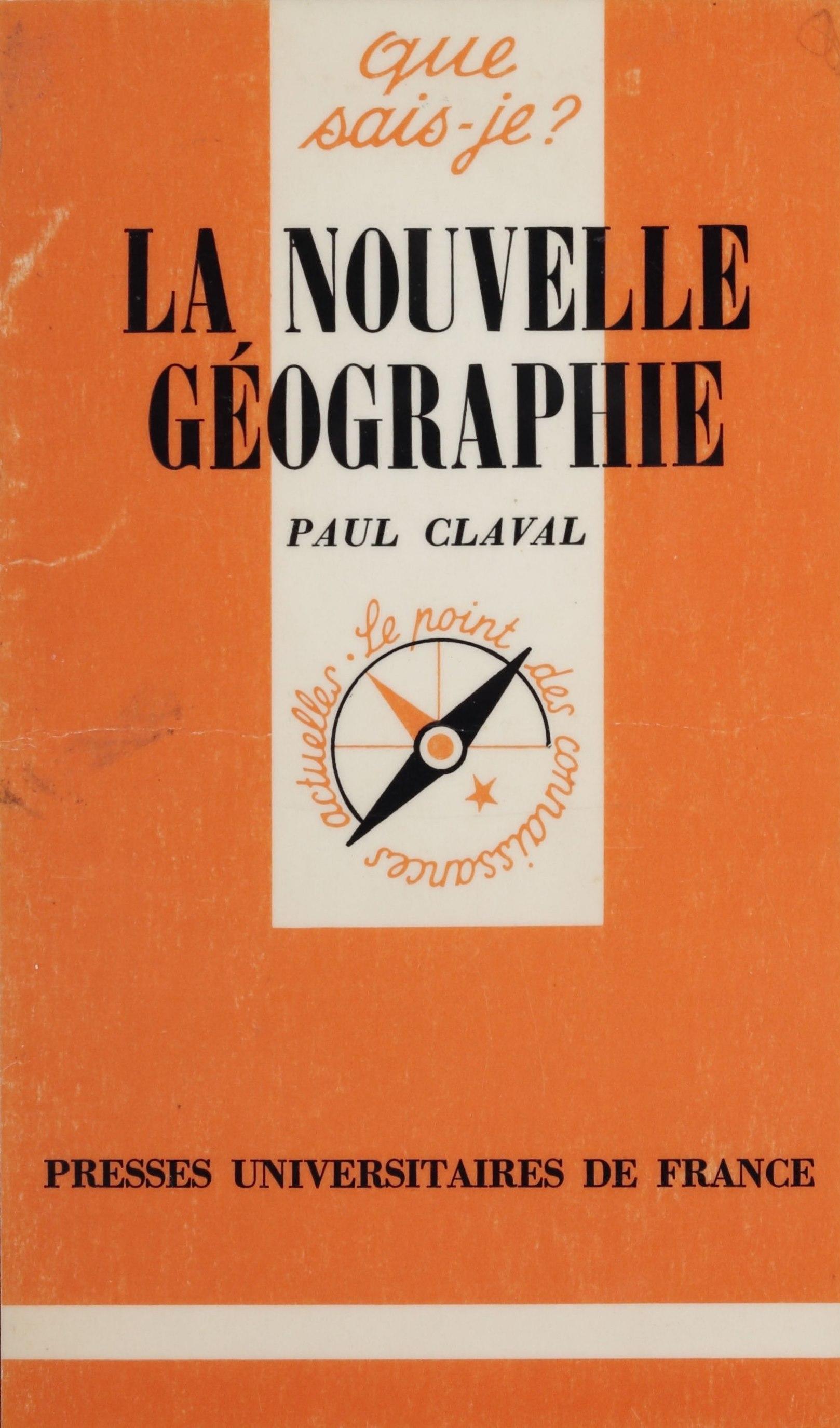 La Nouvelle géographie