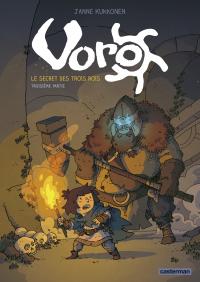 Voro (Tome 3)  - Le secret ...