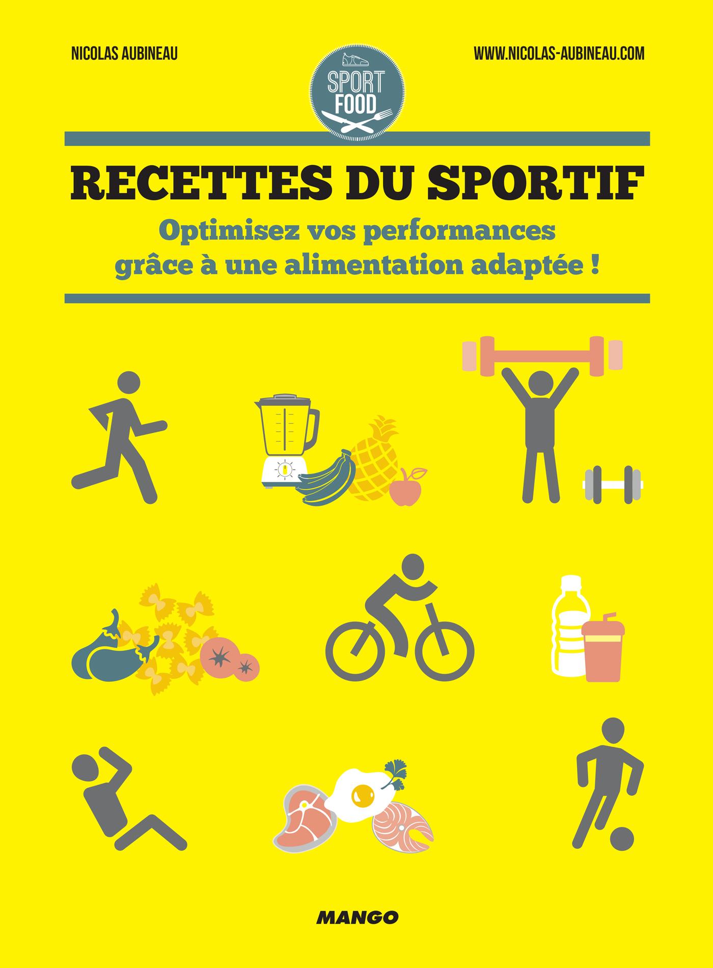 Recettes du sportif
