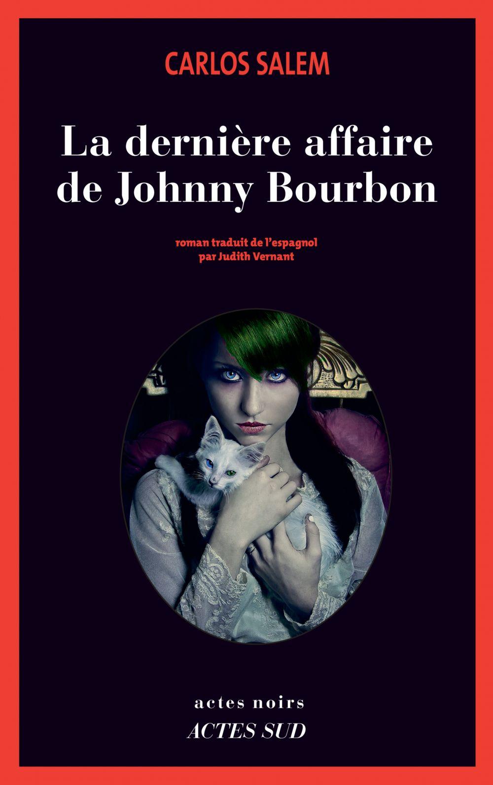 La dernière affaire de Johnny Bourbon |