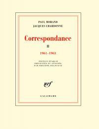 Correspondance (Tome 2) - 1961-1963