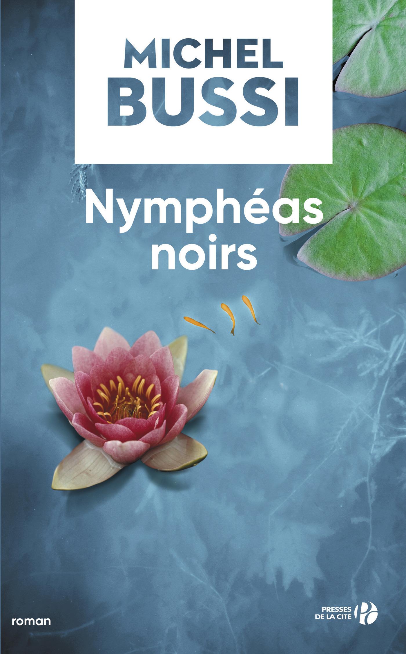 Nymphéas noirs | BUSSI, Michel