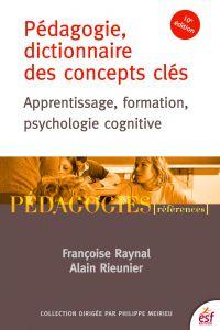 Pédagogie, dictionnaire des...