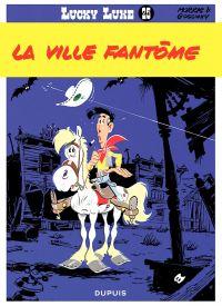 Lucky Luke. Volume 25, La ville fantôme