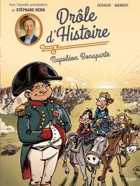 Image de couverture (Drôle d'Histoire - Tome 2 - Napoléon Bonaparte)