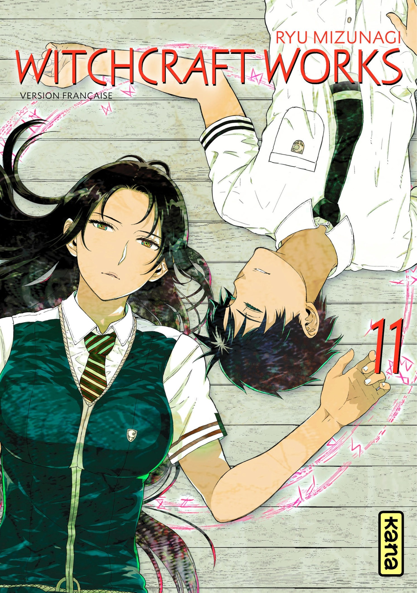Witchcraft Works, tome 11