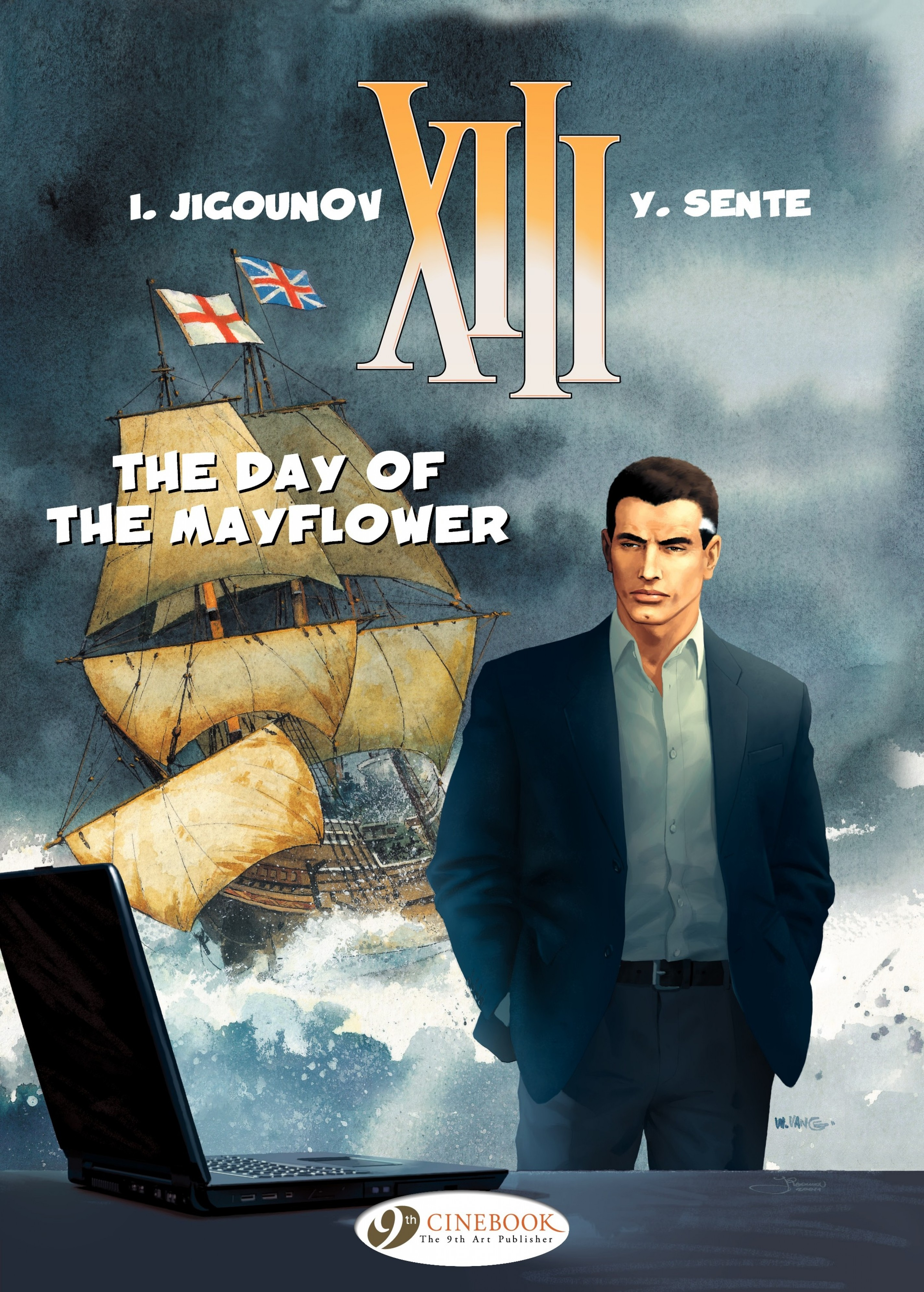 XIII - Volume 19 - The day ...